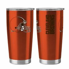 NFL Cleveland Browns Travel Tumbler - 20 oz Ultra by Boelter Brands