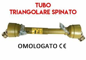 CARDANO OMOLOGATO ALBERO CARDANICO GIUNTO TRATTORE SPINATO CAT. 4X1000 (35323)