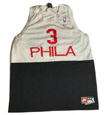 Allen Iverson Jersey Size 2XL Nike Phila Sixers