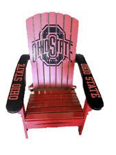 Ohio State Buckeyes Adirondack Chair