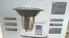 NEU Ambiano Küchenmaschine mit Kochfunktion, Waage, Dampfgaraufsatz, WLAN, ALDI