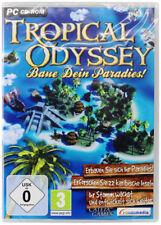 Tropical Odyssey Construis ton paradis! Pour PC NEUF île Simulation