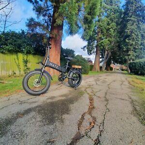 MATE X electric e-bike 48v 750w 30mph Hydraulic brakes 🔋 UK Stock 14Ah Lithium