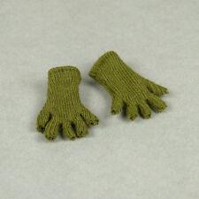 1/6 Scale Phicen, Hot Toys, Kumik, Very Cool - Female Open Fingers Green Gloves