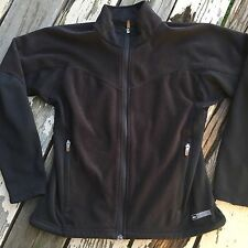 REI Recreational Equipment Inc Clothing • Women's Full Zip Black Jacket MEDIUM