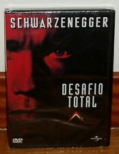 Challenge Total Total Recall DVD New Sealed Science Fiction (Sleeveless Open) R2