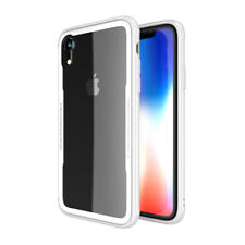 Luxury Tempered Glass Clear Back Covers Phone Cases for iPhone X Xs Max Xr Xs