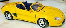 Maisto Special Edition Yellow Mustang Mach III 1:18 scale Die Cast