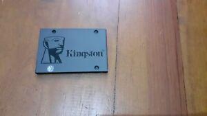 """Kingston A400 240 Go, 2,5"""" SSD Interne (SA400S37/240G)"""