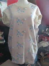 Irregular Choice Shoes Ice Cream Clouds sample dress tunic top one of a kind!