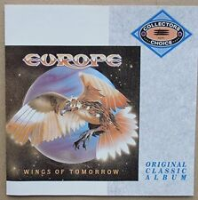 Europe Wings of tomorrow (1984) [CD]
