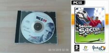 michael owen wls 99 DISC ONLY USED    &   sensible soccer 2006 new&sealed