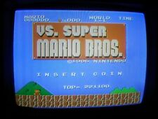 VS SUPER MARIO BROS - Nintendo Arcade - MAIN LOGIC PCB - WORKING 100%
