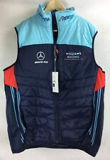 NEW, Williams Racing 2018 Alternate Team Gilet, Size 2XL