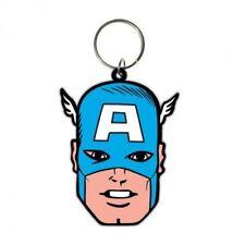 Captain America Metal Comic Book Heroes Action Figures