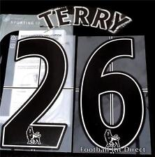 Chelsea Terry 26 Premier League Football Shirt Name Set Lextra Sporting ID 07/12