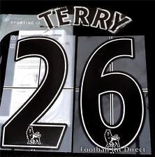 Chelsea Terry 26 Premier League Football Shirt Name Set Lextra Sporting ID 07/12