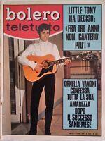 bolero 1087 Vanoni Little Tony Gabert Dino Saint Paul Cowsills Mondaini Vianello
