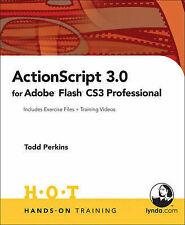 USED (VG) ActionScript 3.0 for Adobe Flash CS3 Professional Hands-On Training