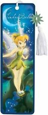 Tinker Bell Tinkerbell Disney Fairies Bookmark Foil Large Tink New
