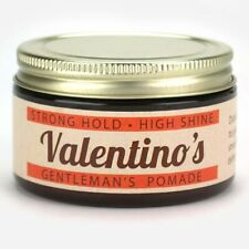 Valentino's Strong Hold High Shine Hair Pomade