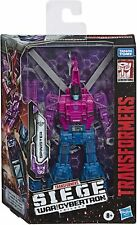 TRANSFORMERS SIEGE WAR FOR CYBERTRON WFC S48 DELUXE CLASS SPINISTER