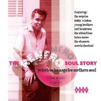 THE RENFRO SOUL STORY  Los Angeles Northern Soul NEW & SEALED CD (KENT) 60s SOUL