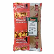 SENSAS PV1 BINDER CARP MATCH FISHING GROUNDBAIT ADDITIVE ATTRACTANT 1kg