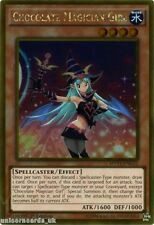 MVP1-ENG52 Chocolate Magician Girl Gold Rare 1st Edition Mint YuGiOh Card