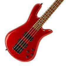 Spector Performer 4 Bass Guitar Metallic Red -