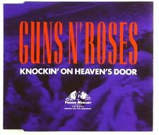 Maxi CD - Guns N' Roses - Knockin' On Heaven's Door - A4168