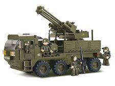 Sluban attrezzature pesanti TRANSPORTER anti-AEREI (Esercito/Militare nella creazione di blocchi)