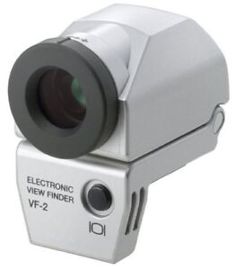 New OLYMPUS Electronic Viewfinder Silver VF-2 from Japan