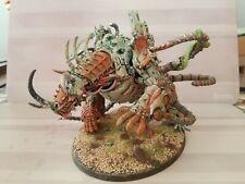 Warhammer Chaos Space Marine Death Guard Maulerfiend Nurgle Daemon Engine