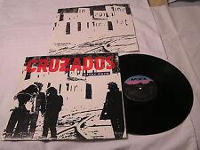 Cruzardos LP with Original Record Sleeve-AFTER DARK