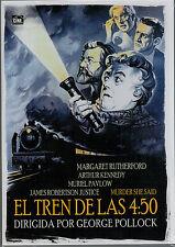El tren de las 4:50 (Murder She Said) (DVD Nuevo)