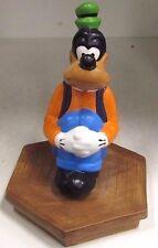 "Disney Goofy 11"" Music Box - Works"