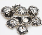 Lots Tibetan Silver Mix Spacer Bead Crafts DIY Charms Pendant Jewelry Findings
