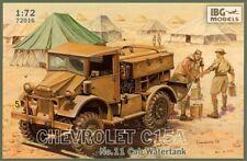 1/72 Chevrolet C15A No.11 Cab Watertank  IBG Models 72016 Models kits