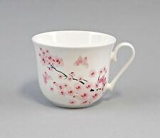 "Porzellan Becher/Jumbo-Tasse Dekor ""Kirschblüte"" Jameson&Tailor 9952333"