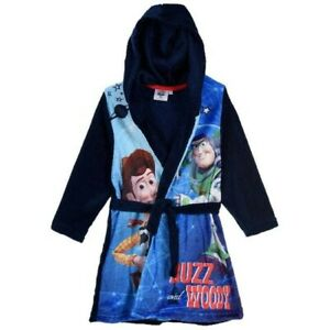 Disney Toy Story Boys Robe Dressing Gown