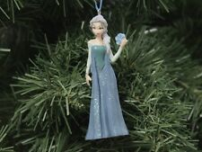 Elsa The Snow Queen From The Disney Movie Frozen Christmas Ornament