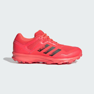 Womens Hockey Shoes adidas Fabela Rise Ladies Field Trainers Pink