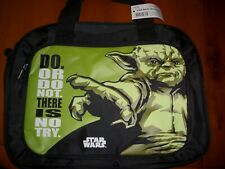 STAR WARS ULTRA RARE TRAVEL BAG BRAND NEW WITH TAGS NEVER USED.