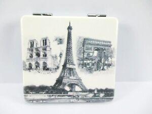 Paris Make-Up Eiffel Tower Notre Ladies' Arc Triomphe Souvenir
