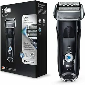 Braun Series 7 7840 s Shaver Electric Foil IN Wet And Dry Black