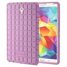Galaxy Tab S 8.4 Tablet Case,Poetic® Soft Silicone Protective Cover Lavender