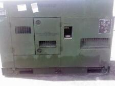 60KW Diesel Generator MEP-806B John Deere Powered Low Hours Military