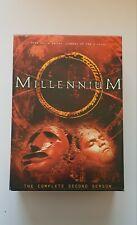 Millenium SEASON 2  Dvd Tv Series *NTSC* REGION 1 OOP