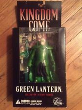 "NEW , DC DIRECT ,KINGDOM COME ""GREEN LANTERN"" (WAVE 1) COLLECTOR ACTION FIGURE"